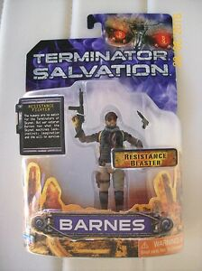 Terminator-Salvation-BARNES-Resistance-Fighter-From-2009-Brand-New-On-Card