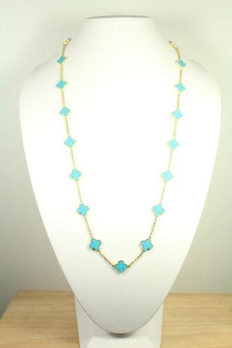 20 cluster motif necklace