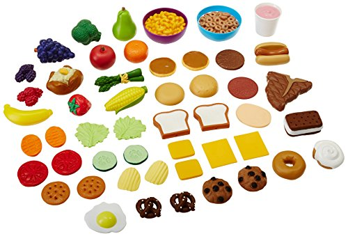Learning Resources Sprouts Complete Play Food Set 50 Piecesassorted For Sale Online Ebay