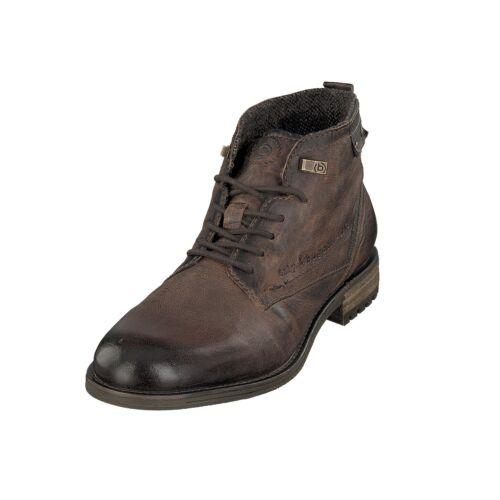 6100 Schuhe brown 60132 321 Cassio Herren Schnürschuhe Bugatti 3200 dark  CwPf6x0Cq 94e0aba0d4