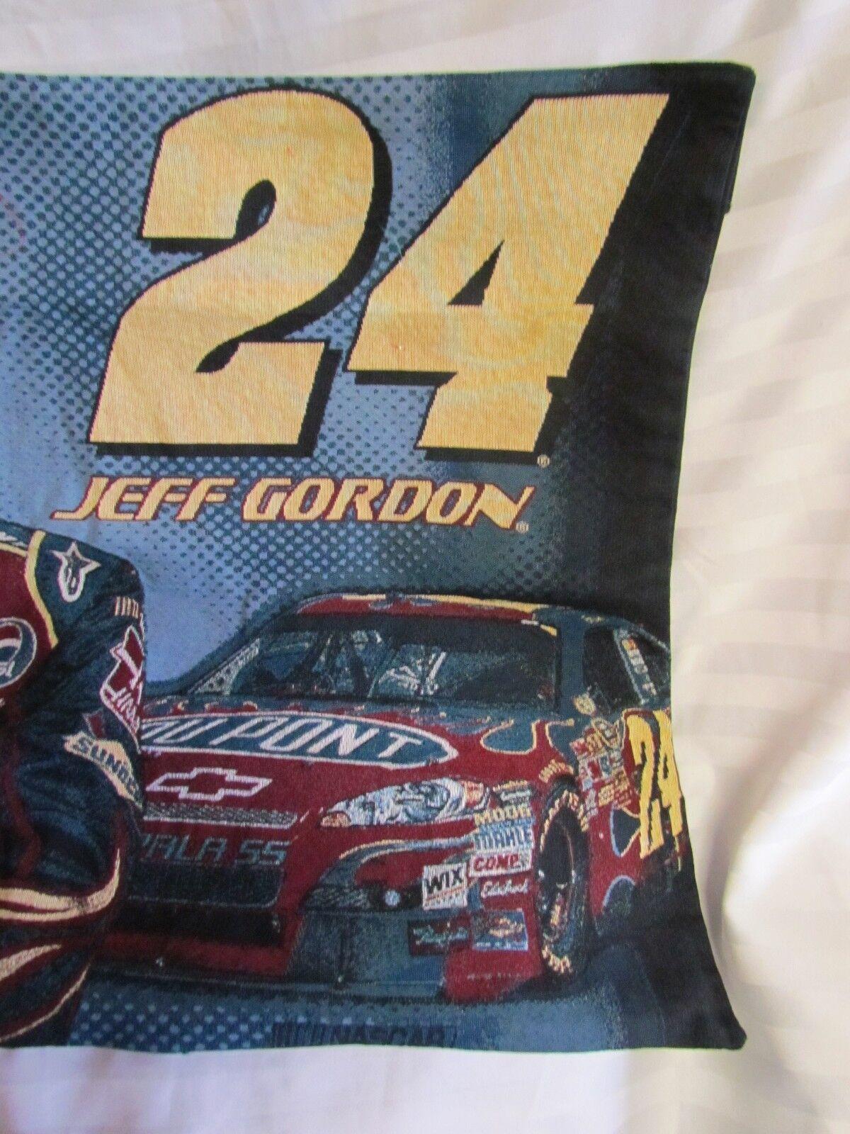 Jeff Jeff Jeff Gordon  24 Chevy Impala SS DuPont Pepsi Tapestry Wall Hanging NEW 26 x34  b02b2f
