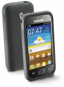 Cellular-Line-Penguyn-Case-for-Galaxy-ACE-Plus-Black-Silicone