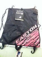 Easton Baseball Black Magic Sack--18 X 15--hangs---free Ship--new