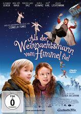 ALS DER WEIHNACHTSMANN VOM HIMMEL FIEL  DVD NEU
