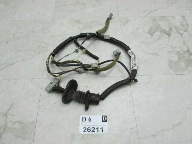 1998 Acura 3 5 Rl Rear Back Right Passenger Side Door Wire Wiring Harness Cable