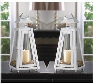 Image Is Loading 24 Lot White 11 034 Tall Candle Holder