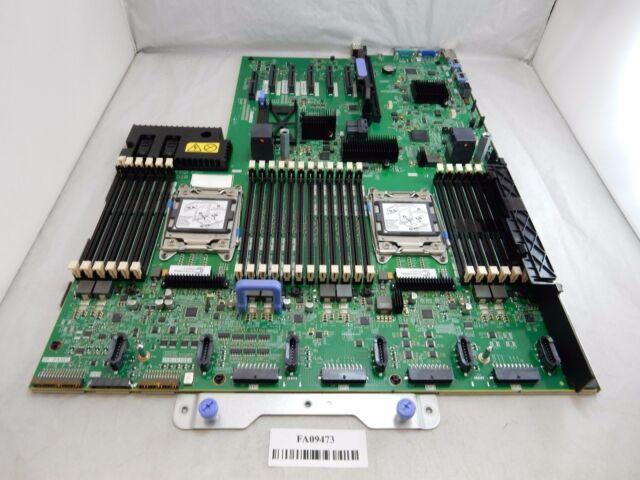 LENOVO IBM Carte Mère pour SYSTEM X3750 M4 carte système 47C9682 46W1553 ZZ