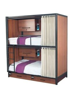 Selina Bunk Beds - NEW IN BOX - TWIN MATTRESS NOT INCLUDED ...