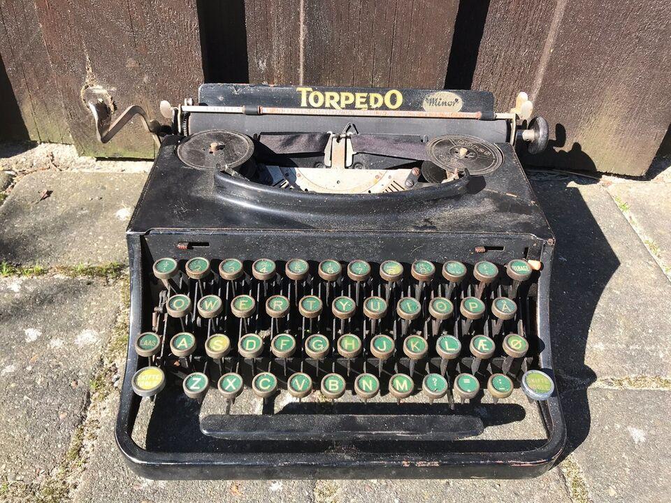 Skrivemaskine, 382286