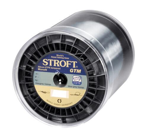 Schnur STROFT GTM Monofile 2000m 0,450mm-17,5kg Angelschnur Angelleine 0,07€//m