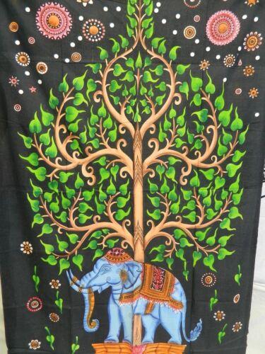 Twin Indian Decor Mandala Tapestry Wall Hanging Hippie Throw Bedspread Bohemian
