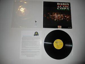 Bobby-Darin-At-the-Copa-1960-Atco-MONO-1st-USA-VG-Analog-Press-ULTRASONIC-Clean