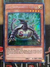 Secret Rare YGLD-ENA00 M//NM Yugioh Electromagnetic Turtle