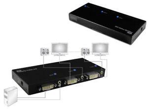 2 Way 1080p Dvi Splitter Avec Audio-afficher Le Titre D'origine Xpc4gyfv-07160926-695362190