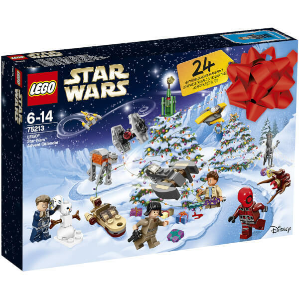 Toys LEGO STAR WARS ADVENT CALENDAR  75213