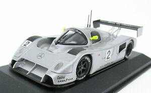 MINICHAMPS - Mercedes-Benz C291 Michael Schumacher LeMans 1991 Nr 2 in Box 1:43