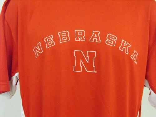 New Nebraska Cornhuskers Mens sizes M-L-XL Red Shirt