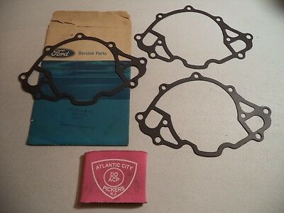 FORD OEM 03-05 Excursion-Engine Water Pump Gasket 3C3Z8507AA