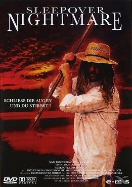 1 von 1 - Sleepover Nightmare (2006)DVD Horror von feinsten willkommen zur Party