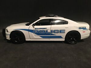 gulfport police ms 1 24 scale dodge charger police custom ebay ebay