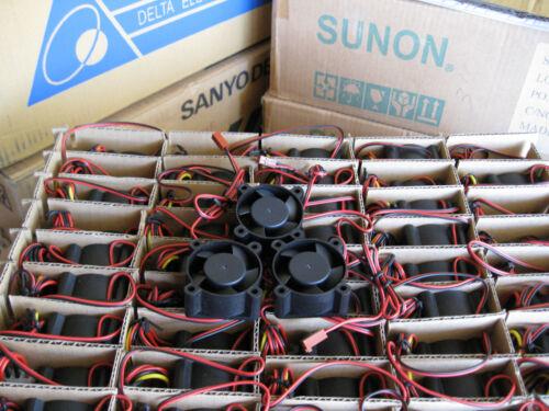 3 New Fans for Netgear GS748Tv1h1 GS748Tv3 Netgear GS748T Fan KIT