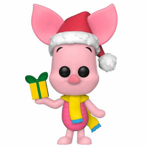 Winnie-the-Pooh-Piglet-Christmas-Holiday-Pop-Vinyl-Figure-NEW-Funko