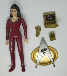 Star Trek The Next Generation Counselor Deanna Troi Playmates Figurine