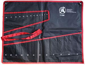 Etui-souple-rangement-pour-25-cles-plates-mixtes-il-de-6-a-32-mm-pochette-rouge