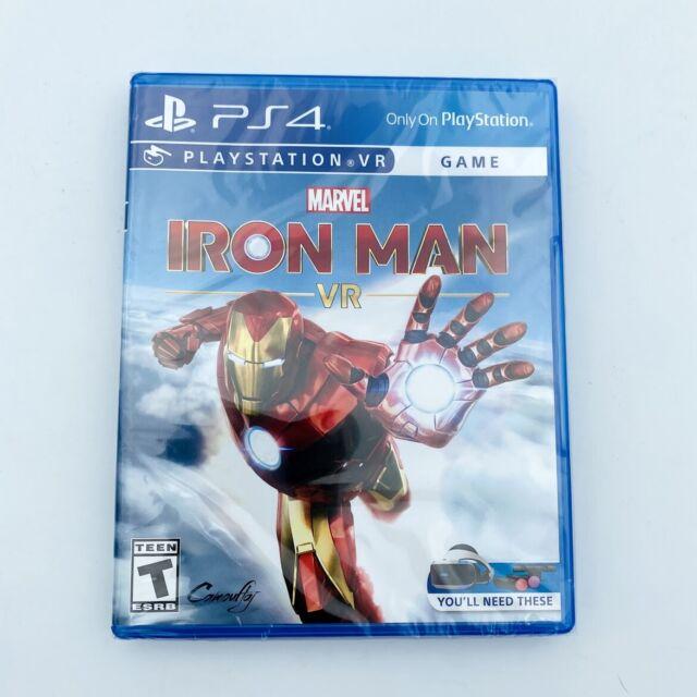 Marvel's Iron Man VR --Standard Edition (Sony PlayStation 4)