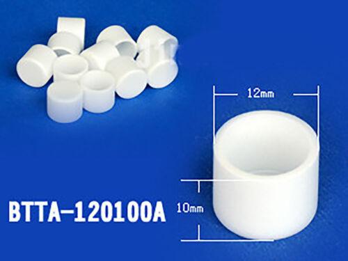 1pc 12*10mm 1ml Aluminum Oxide Ceramic Crucible Tube BTTA-120100A Mettler #U07U