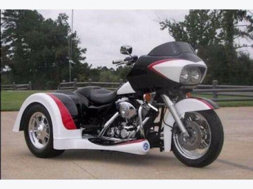Running Board Fog Lamps Driving Lights Kit for Harley Davidson Tri Glide