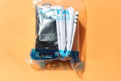 """DETA G3553 Grid Module 20A DP switch white marked /""""Extractor Fan/"""""""