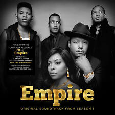 Empire Soundtrack Season 1 cd exclusive version w/ 2 bonus tracks