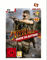 Jagged Alliance-Back in Action Steam Key Pc Game Code Global [Blitzversand]