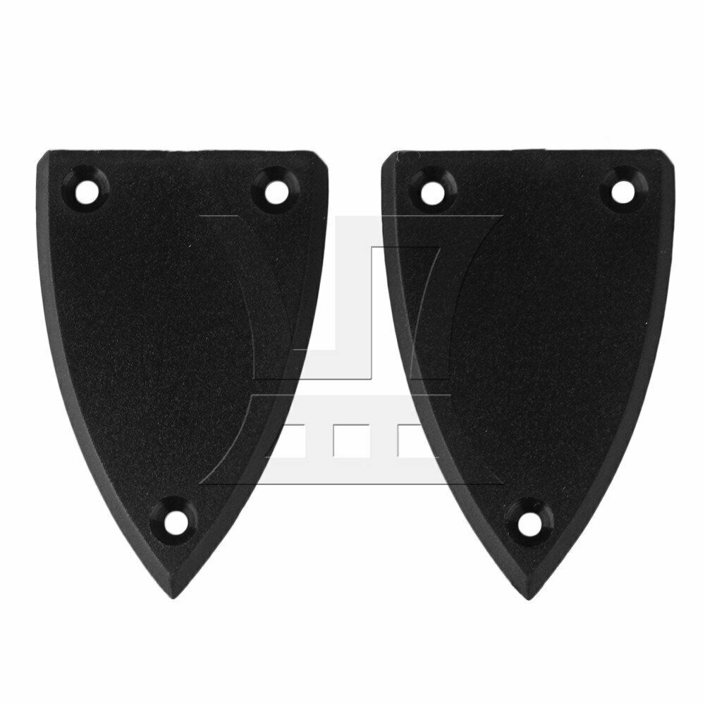 3Hole Guitar Truss Rod Cover Plate for Electric Guitar HA-1009 Replacement