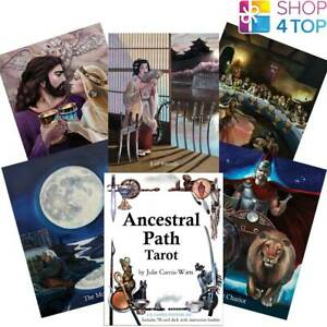 ANCESTRAL-PATH-TAROT-KARTEN-JULIE-CUCCIA-WATTS-ESOTERIC-US-GAMES-SYSTEMS-NEU