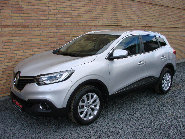 Renault Kadjar<span class=ik_subtitle>1,5 dCi 110 Zen 5d</span>