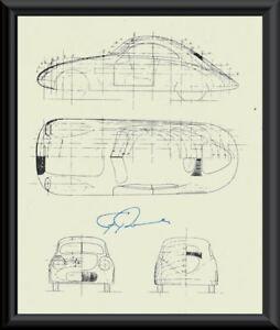 Ferdinand-Porsche-Autograph-Reprint-Diagram-of-114K1-On-Fine-Linen-Paper-P061
