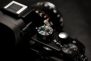 Lolumina-10mm-Silver-Soft-Shutter-Release-Button-for-Fujifilm-X-T1-Nikon-Cannon