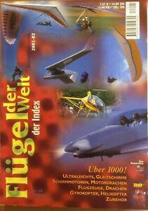 Flügel der Welt der Index 2001/02