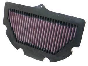 K-amp-n-Alto-Flujo-Filtro-De-Aire-Suzuki-Gsxr-600-750-K6-06-07-su-7506