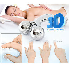 Japanese 3D Face V-Shape Slimmer Roller Massager Roller Tool Body Shaper Beauty