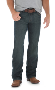 dfdac7a7 Wrangler Men's Retro Relaxed Fit Straight Leg Jeans, WRT30WB, Size ...