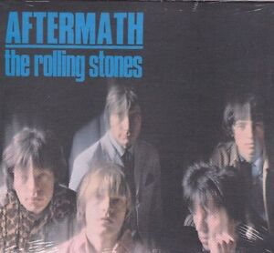 CD-Compact-disc-THE-ROLLING-STONES-AFTERMATH-nuovo-sgillato-Digipack