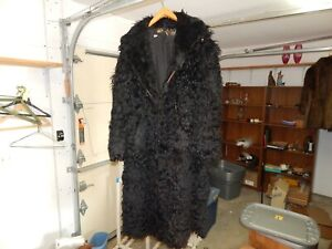 Antique 1800s Indian Wars Era Buffalo Bison Coat / Robe - VERY OLD & RARE!