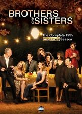 BROTHERS & SISTERS COMPLETE FIFTH FINAL SEASON 5 New Sealed 6 DVD Set