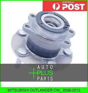 Fits-MITSUBISHI-OUTLANDER-CW-2006-2012-Rear-Wheel-Bearing-Hub