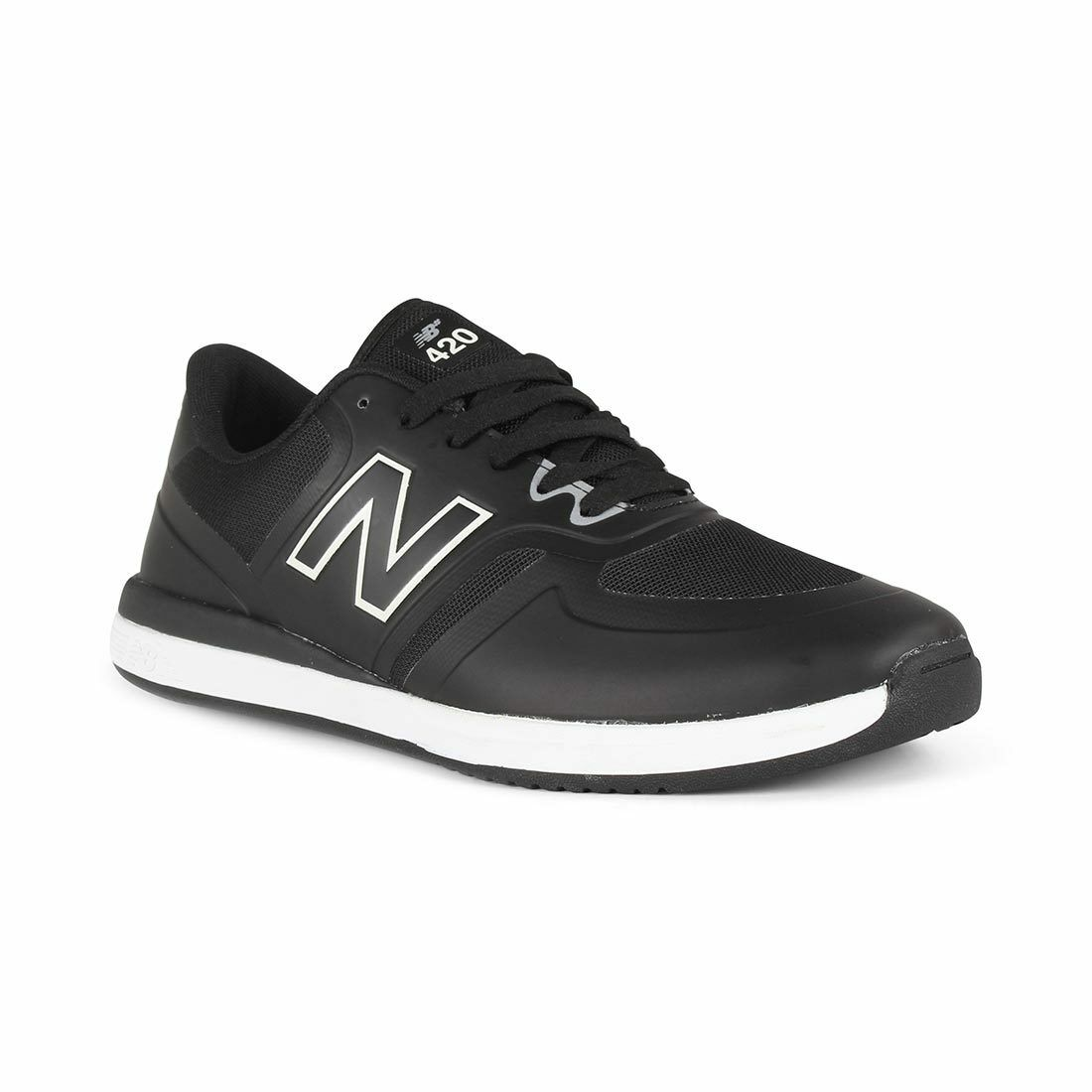 Zapatos Numeric NM420 New Balance-Negro blancoo