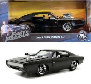 DODGE-CHARGER-R-T-1970-NERO-Fast-amp-Furious-7-Dom-1-24-Jada-Toys-97059-RT