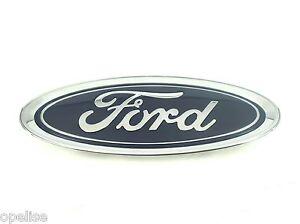 Genuino-Nuevo-Ford-Insignia-De-Arranque-Trasero-Para-Ecosport-2012-Focus-2015-18-Fiesta-2017